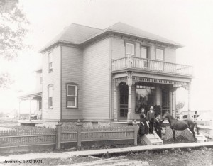 Building 1902-1904 Courtesy GTHS