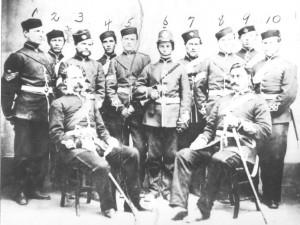 Bell's Corners Rifle Company 1866http://www.bytown.net/fenians.htm