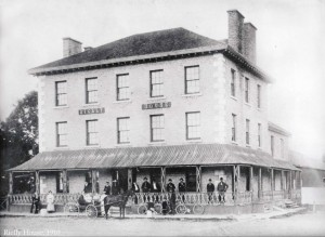 Rielly House Hotel courtesy GTHS