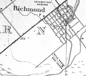 Richmond & Strathcona Rifle Range -1908